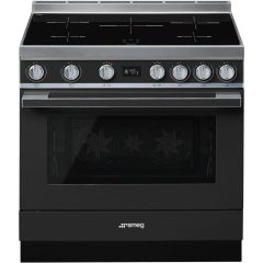 Smeg Range Cooker Induction CPF9IPAN - Anthracite