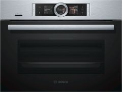 Bosch Steam Combi Oven CSG656BS7B - Stainless Steel