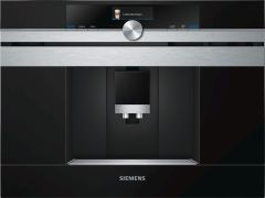 Siemens Coffee Machine CT636LES6 - Stainless Steel