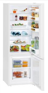 Liebherr Freestanding Fridge Freezer CU2831 - White