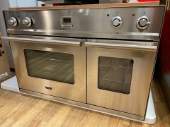 Ilve Double B/I Oven Electric D900WE3-EX-DISPLAY - Stainless Steel