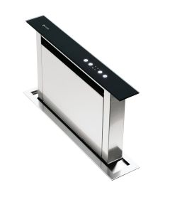 Caple Down Draft Extractor DD606BK-EX-DISPLAY - Stainless Steel / Black
