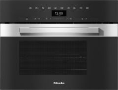 Miele Steam Combi Oven DGM7440-CLST - Clean Steel