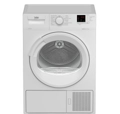 Beko Freestanding Condenser Tumble Dryer Heat Pump DTLP81141W - White