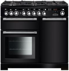 Rangemaster Range Cooker Dual Fuel EDL100DFF - Various Colours