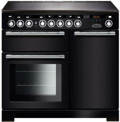 Rangemaster Range Cooker Induction EDL100EI - Various Colours
