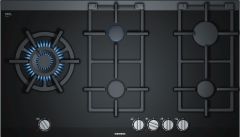 Siemens Gas Hob ER9A6SD70 - Black