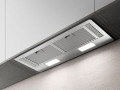 Elica Canopy Hood ERA-LUX-80-SS - Stainless Steel