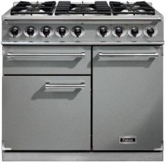 Falcon Range Cooker Dual Fuel F1000DXDFSS-CM - Stainless Steel / Chrome