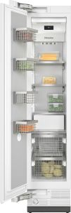 Miele Built In Upright Freezer F2412-VI-LHH - Fully Integrated