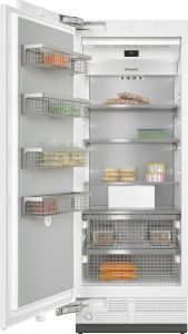 Miele Built In Upright Freezer Frost Free F2812-VI-LHH - Fully Integrated