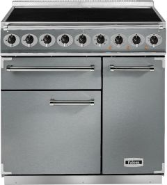 Falcon Range Cooker Induction F900DXEISS - Stainless Steel / Chrome