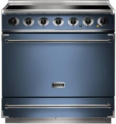 Falcon Range Cooker Induction F900SEICA-N - China Blue / Nickel