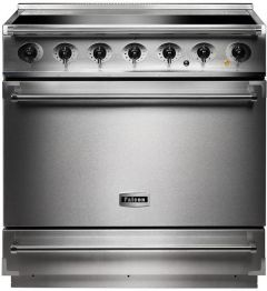 Falcon Range Cooker Induction F900SEISS-C - Stainless Steel / Chrome