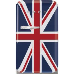 Smeg Freestanding Drinks Fridge FAB5RDUJ3 - Union Jack