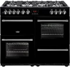 Belling Range Cooker Dual Fuel FARMHOUSE-100DFT - Various Colours