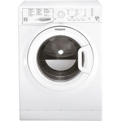 Hotpoint Freestanding Washer Dryer FDEU9640P - White