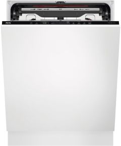 AEG Built In 60 Cm Dishwasher Fully FSE83837P - Fully Integrated