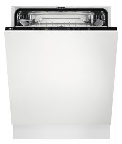 AEG Built In 60 Cm Dishwasher Fully FSS53627Z - Fully Integrated