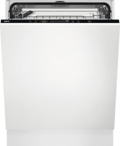 AEG Built In 60 Cm Dishwasher Fully FSS53637Z - Fully Integrated