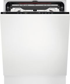 AEG Built In 60 Cm Dishwasher Fully FSS73718P - Fully Integrated