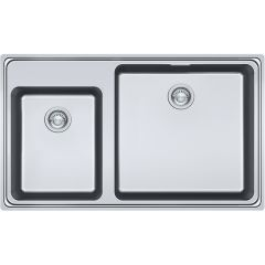 Franke 1.5 Bowl Sink FSX22086SSC - Stainless Steel
