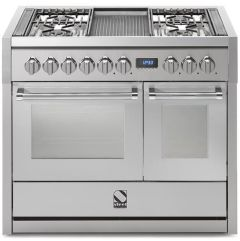 Steel Range Cooker Induction G10SF-5FI-SS - Stainless Steel