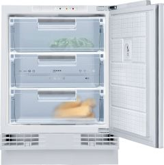 NEFF Built In Upright Freezer G4344XFF0G - Fully Integrated