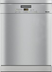Miele Freestanding 60 Cm Dishwasher G5000SC-CLST - Clean Steel