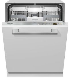 Miele Built In 60 Cm Dishwasher Fully G5077SCVI-XXL - Fully Integrated