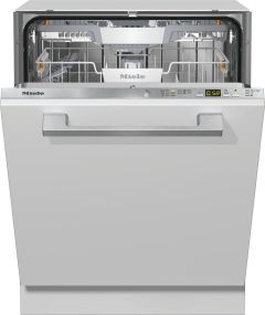 Miele Built In 60 Cm Dishwasher Fully G5260SCVI - Fully Integrated
