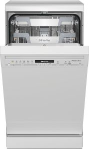 Miele Freestanding 45 Cm Dishwasher G5640SC - White