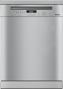 Miele Freestanding 60 Cm Dishwasher G7102SC-CLST - Clean Steel