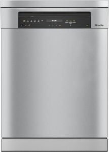 Miele Freestanding 60 Cm Dishwasher G7310SC-CLST - Clean Steel