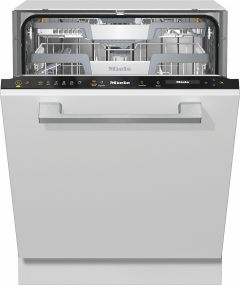 Miele Built In 60 Cm Dishwasher Fully G7362SCVI-EX-DISPLAY - Fully Integrated