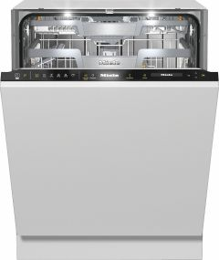 Miele Built In 60 Cm Dishwasher Fully G7590SCVI-K2O - Fully Integrated