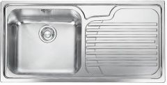 Franke 1.0 Bowl Sink GAX611RTC - Stainless Steel