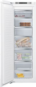 Siemens Built In Upright Freezer Frost Free GI81NAEF0G - Fully Integrated