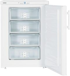 Liebherr Freestanding Upright Freezer GP1476 - White