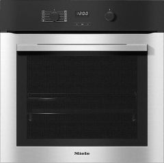 Miele Single Oven Electric H2760B - Clean Steel