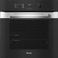 Miele Single Oven Electric H2860B - Clean Steel