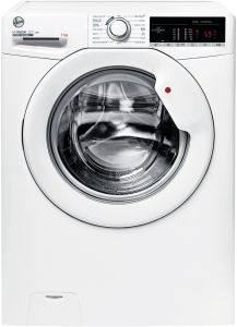 Hoover Freestanding Washing Machine H3W47TE - White