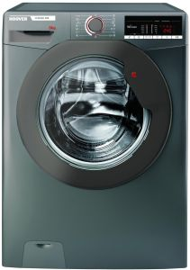 Hoover Freestanding Washing Machine H3W58TGGE - Graphite