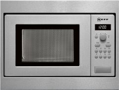 NEFF Microwave H53W50N3GB - Stainless Steel