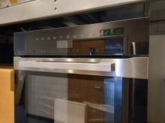 Miele Single Oven Electric H7464BP-CLST-EX-DISPLAY - Clean Steel