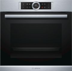 Bosch Single Oven Electric HBG634BS1B - Stainless Steel