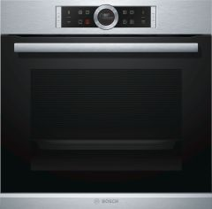 Bosch Single Oven Electric HBG674BS1B - Stainless Steel