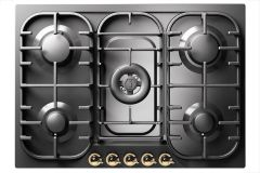 Ilve Gas Hob HCB70CN - Various Colours