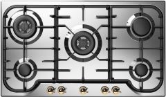 Ilve Gas Hob HCB90CCNG-BRZ - Various Colours