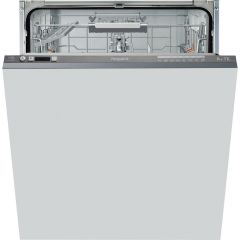 Hotpoint Built In 60 Cm Dishwasher Fully HEI49118C - Fully Integrated